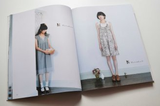 stylish dress book m-n
