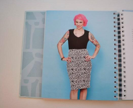 gertie pencil skirt