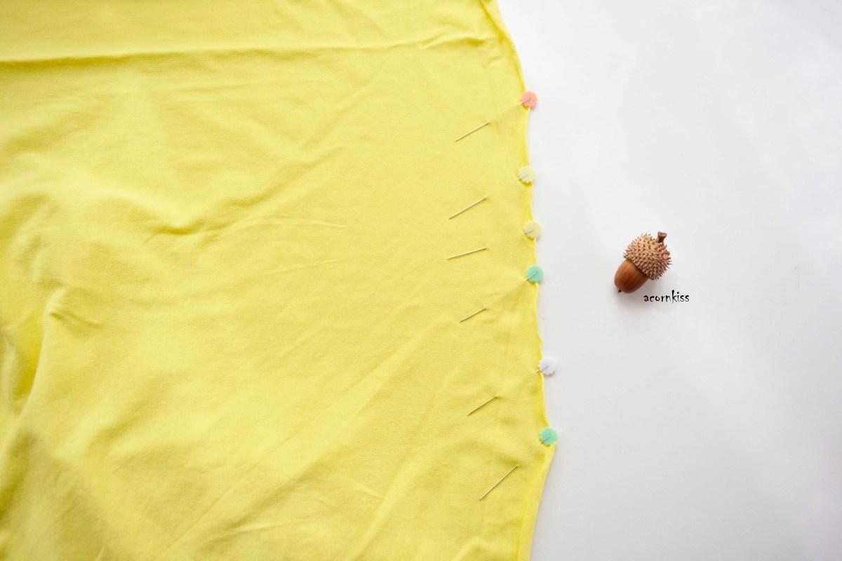 10 πράγματα που έμαθα, ράβοντας με ελαστικά υφάσματα. (για αρχάριους ♥)